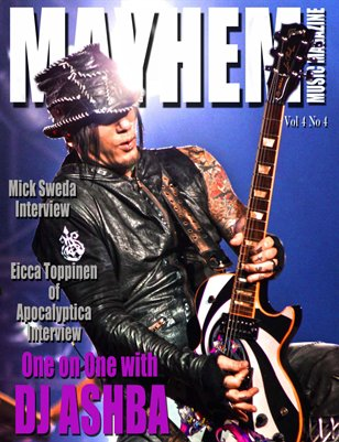 Mayhem Music Magazine Vol. 4 No. 4