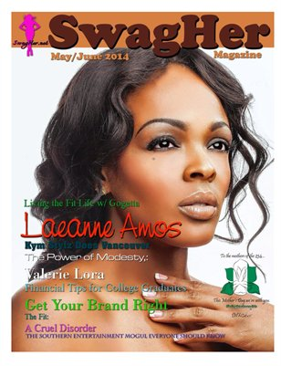 SwagHer Magazine: May/ June 2014 Issue