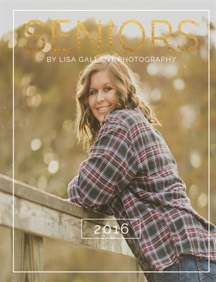 Senior 2016 Magazine