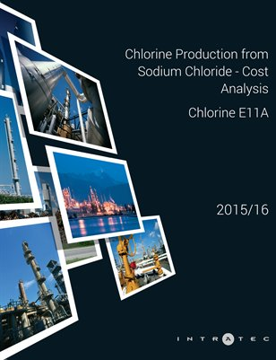 Chlorine Production from Sodium Chloride - Cost Analysis - Chlorine E11A