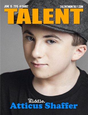 Talent Monthly Magazine June 15, 2015 #15062