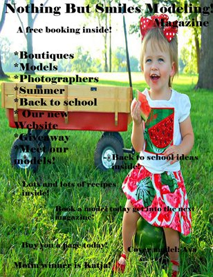 Nothing But Smiles Modeling! Back to school!