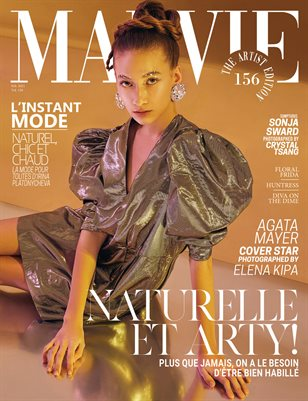 MALVIE Magazine The Artist Edition Vol 156 February 2021
