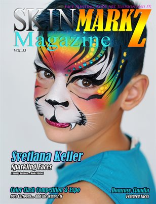January Issue of SkinMarkZ Magazine - Issue #33