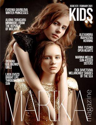 MARIKA MAGAZINE KIDS (ISSUE 573 - February)