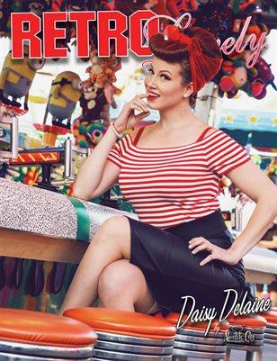 Retro Lovely No.59 – Daisy Delaine Cover