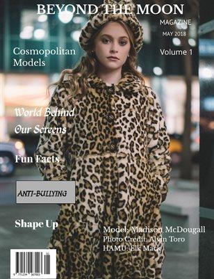 Beyond the Moon Magazine-Cosmo volume 1