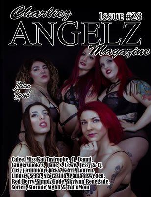 Charliez Angelz Issue #28 - Italian Squad