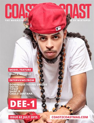 Coast 2 Coast Magazine Issue #62