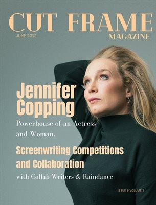 Cut Frame Magazine - June 2021