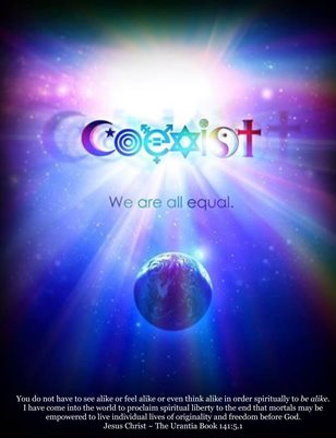 Coexist - We Are All Equal