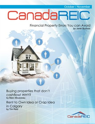 Canada REIC Magazine October/November 2014