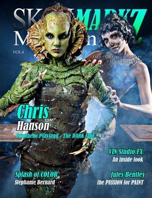 Skin MarkZ Magazine January 2015 - VOL 4