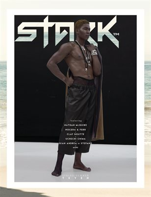 Stark Magazine - Chapter 7even S/S 17 - Staniel