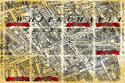 Map of Whitechapel