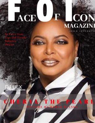 Face of Icon Magazine