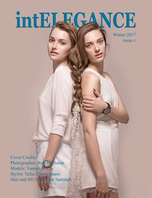 intElegance issue 8 - warm whites