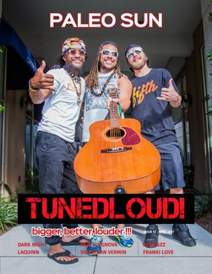 TunedLoud Magazine April 2017