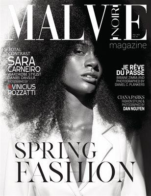 MALVIE Magazine NOIR Spécial Édition Vol. 39 May 2021