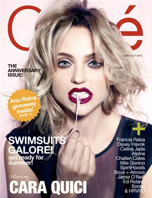 Cliché Magazine - June/July 2013