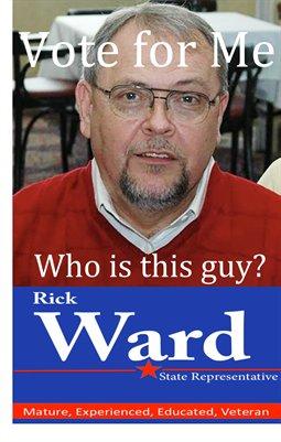 Who is Rick Ward