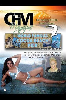 Poster CFM Magazine Cocoa Beach Jun 2016