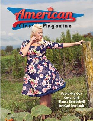American Classic Magazine Beautiful Blondes Edition
