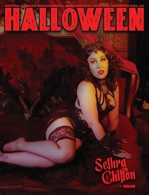Halloween 2021 Vol.22 – Sethra Chiffon Cover