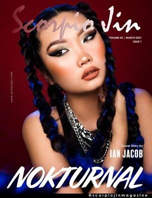 SCORPIO JIN MAGAZINE VOLUME 45 | MARCH 2021 | ISSUE 1