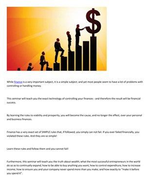 Meir Ezra: Financial Expansion
