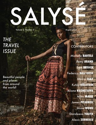 SALYSÉ Magazine | Vol 2:No 5 | August 2016 |