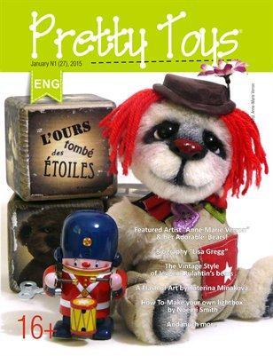 "English ""Pretty Toys"" #1(27), 2015"