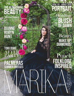 MARIKA MAGAZINE PORTRAIT (August - issue 161)