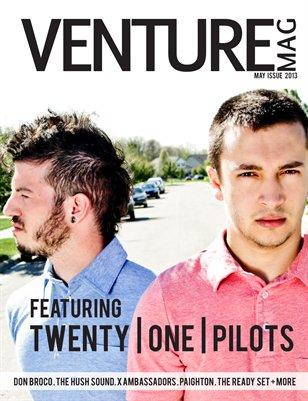 Venture Mag May 2013