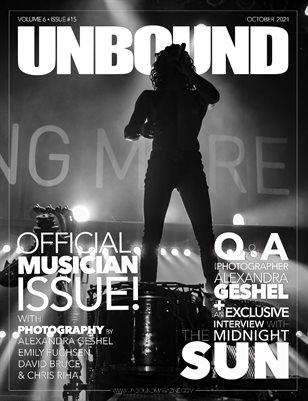 UNBOUND   Vol. 6, Issue #15
