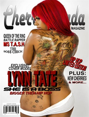 Cherri Colada Hip Hop Edition Issue 1