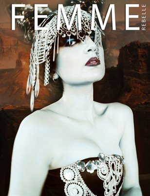 Femme Rebelle Magazine November 2018 BOOK 3