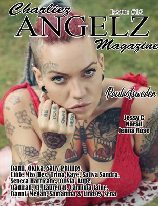 Charliez Angelz Issue #18 - Paulaofsweden