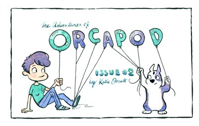 Orcapod Comics - Issue2 [2016]