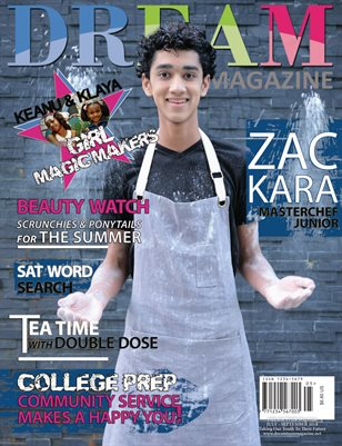 DREAM TEEN Magazine Summer 2018