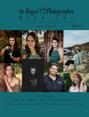 Issue 51: Nominate | Nov. 2020