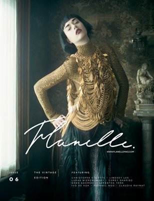 Flanelle Magazine Issue 6 - The Vintage Edition