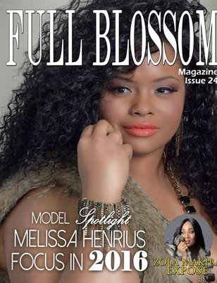 Full Blossom Magazine Issue 24