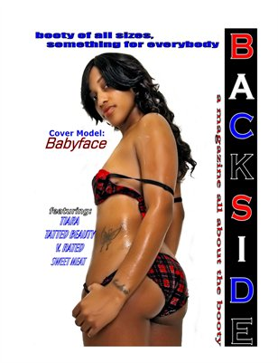 Backside Magazine Babyface #4