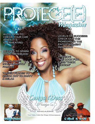 Protege(e) Magazine Second Edition