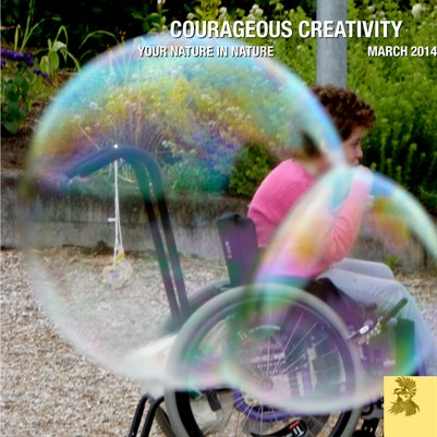 Courageous Creativity March 2014