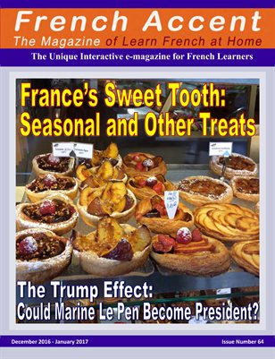 French Accent Magazine - December 2016-January 2017