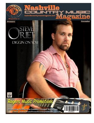 Nashville Country Music Magazine November 2017