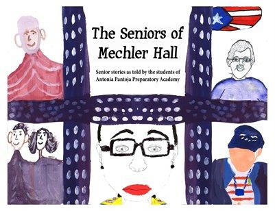 The Seniors of Mechler Hall