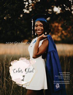 Issue #19 - 2020 Graduates